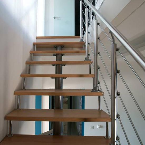 Элементы для самостоятельной сборки лестниц: тетивы